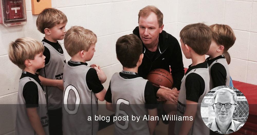 Alan and team