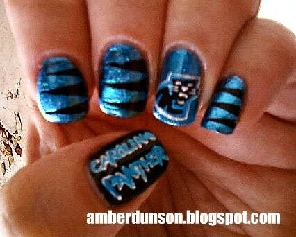 panther nails