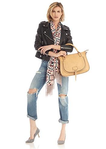 8883f2742e3 Chloe marcie  htw angelica black white stripe dayton camel ss259s pink multi blank nyc evil ways jacket meant to be jeans -2 a 6.  Sole Society Dayton Satchel