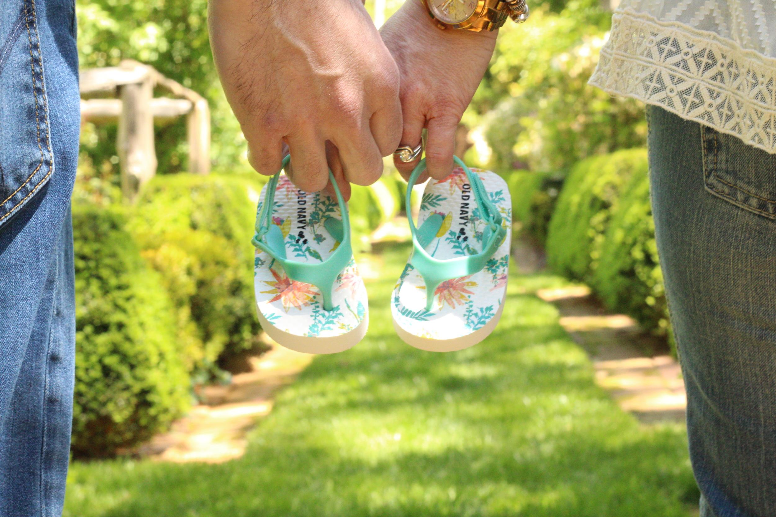 Baby flipflops