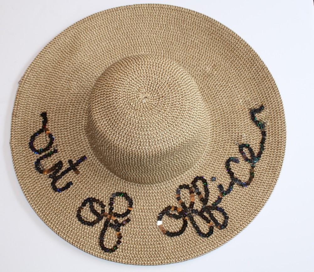 OOO DIY Hat