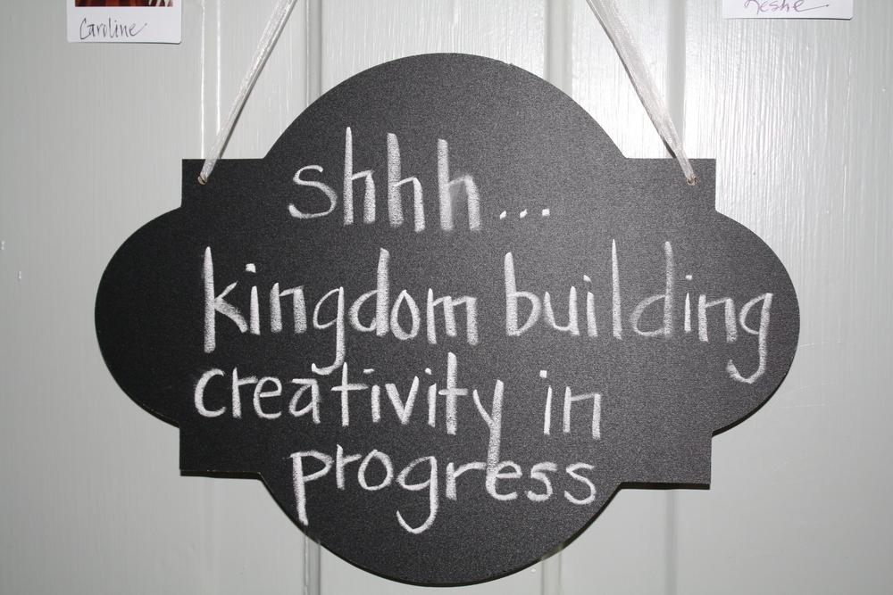 Creators gonna create!