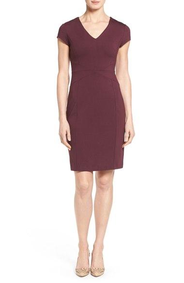 Halogen sheath dress