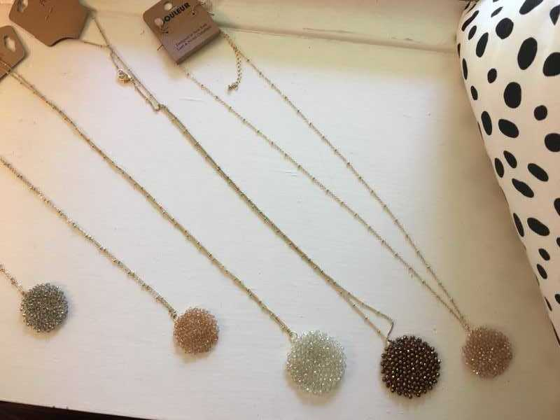 These darlings could dress up your fave LBD or a basic white tee. Gotta love versatile jewelry.