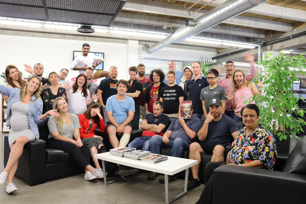WORK WITH US - Our business is organic and our people grow and shape it every day.Join our strong team and help us challenge and change the industries we work with.With any related enquiry please contact:jobs@rushdigital.co.nz