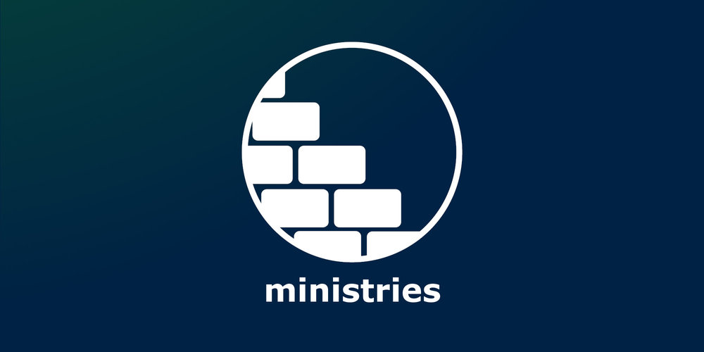 ministry…