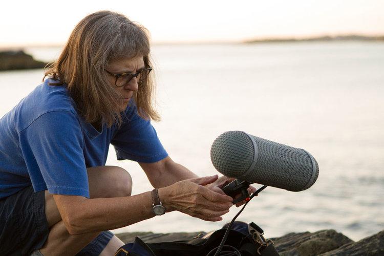 Dianne Ballon, sound artist