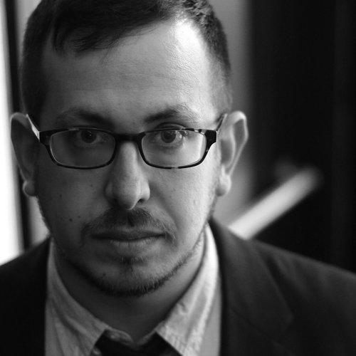 Aaron Wolfe, screenwriter and storyteller