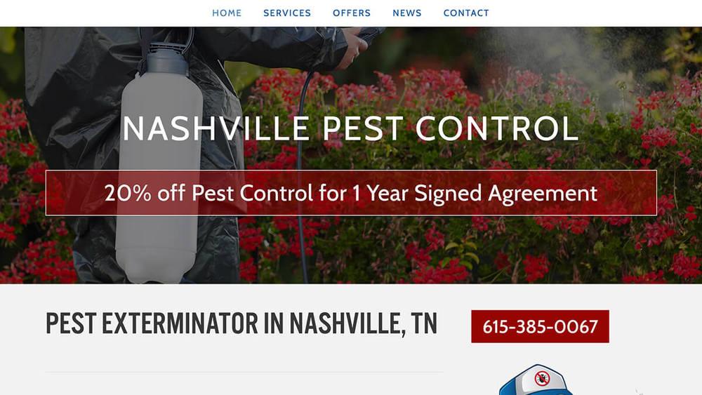 Nashville Pest Control