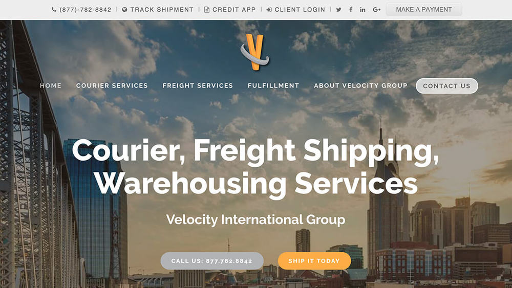 Velocity International Group