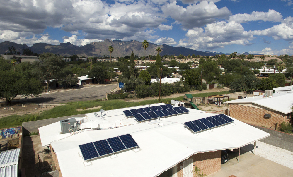 Northwest Tucson Residential Roof Mounted System (6.6 kW)