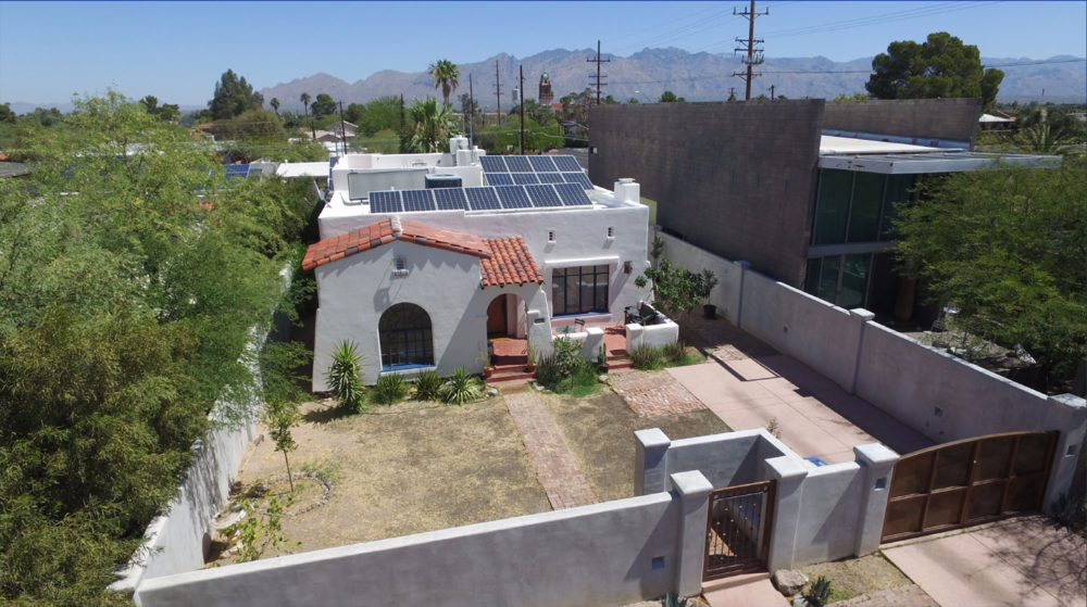 Central Tucson Residential Roof Mounted System (5.64 kW)