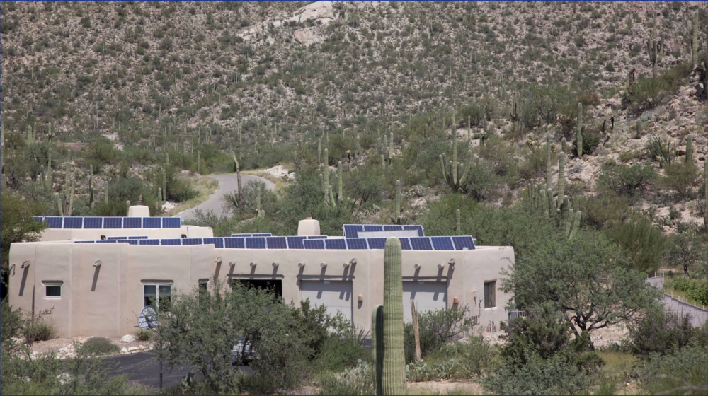 Bynum Residential Roof Mounted System (8.28 kW)