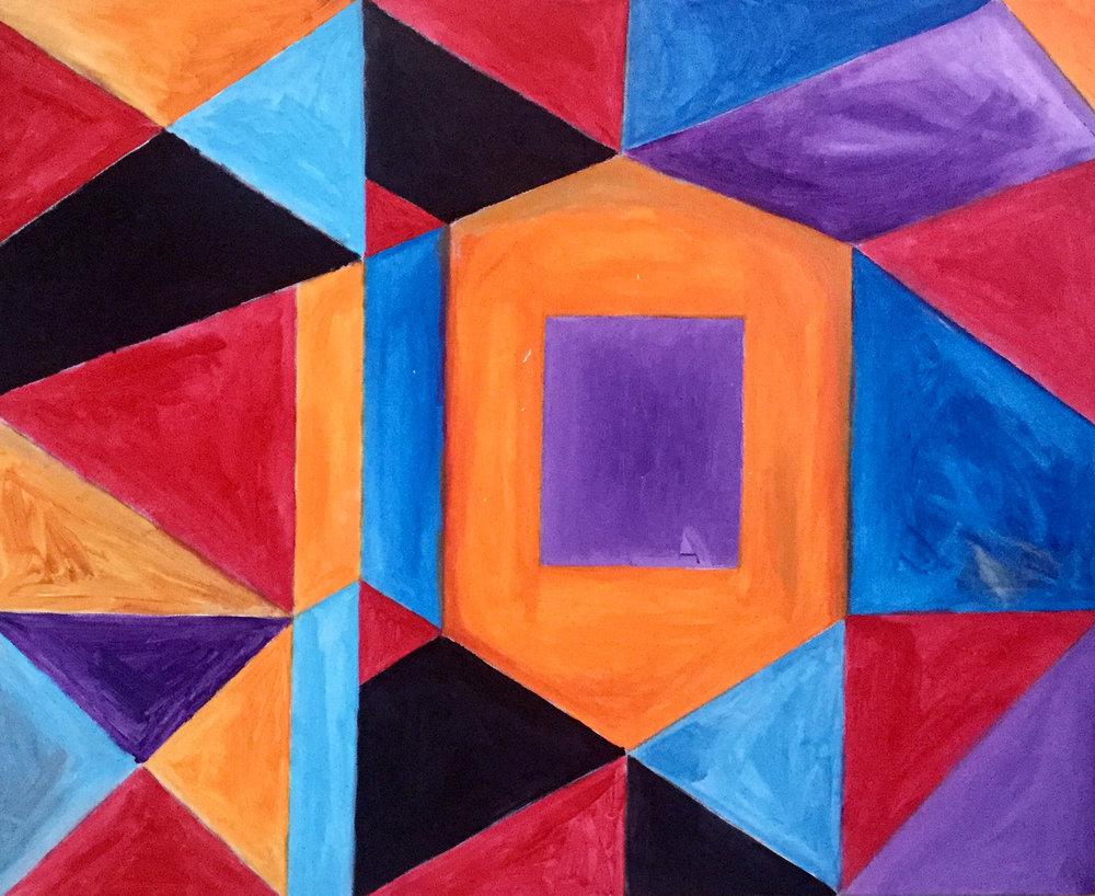 Geometric No. 1