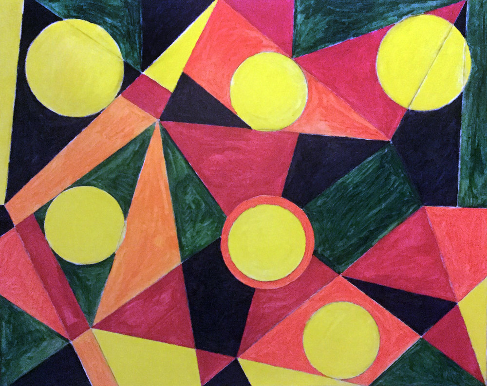Geometric No. 3