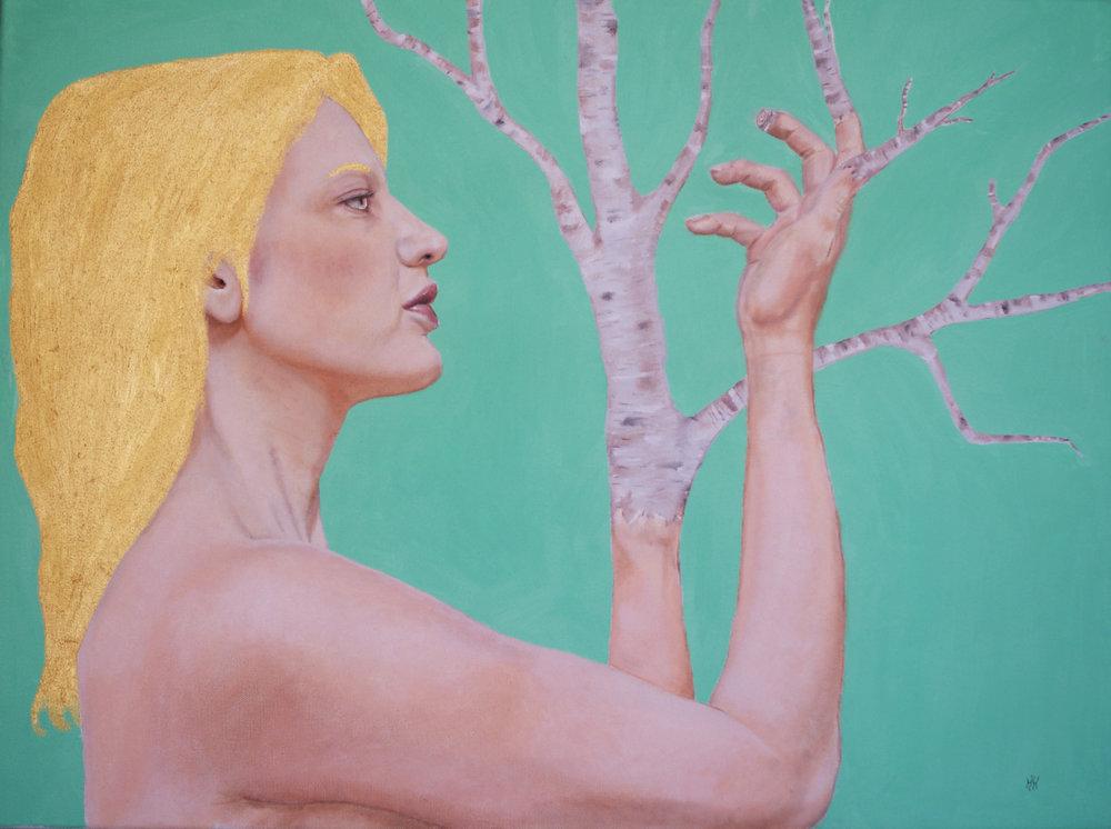 """Scrutiny"" by Kathryne Husk"