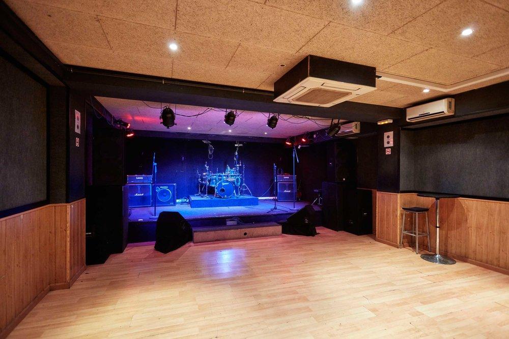 Sala eventos Madrid
