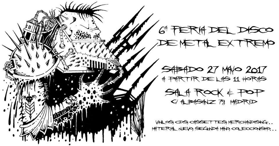 Feria Metal Extremo