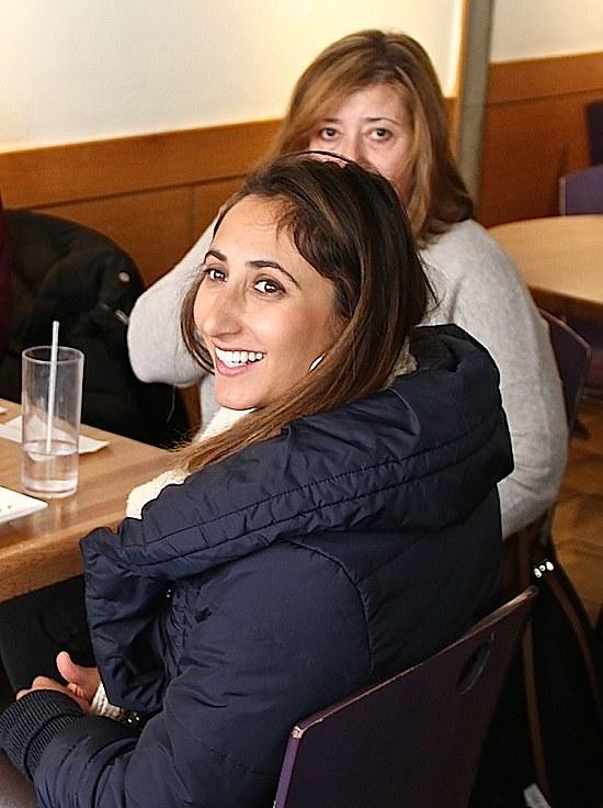 Director of Global Development Michelle Moghtader coordinates activities.