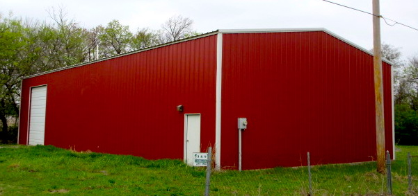 "The ""Barn"" we are renting and fixing up,"