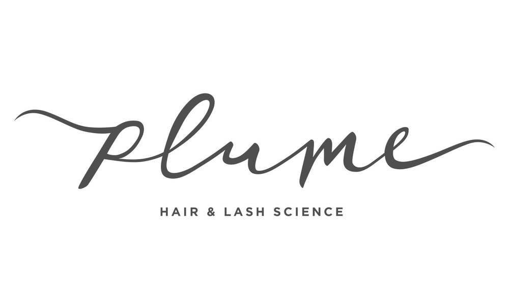 plume hair and lash products sara lindsay