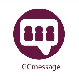 Logo for GCmessage