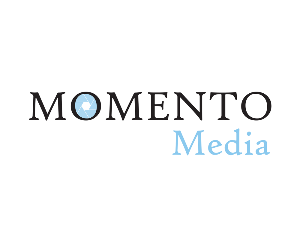 Logo design for Momento Media