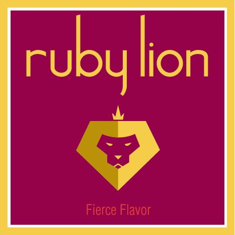 Ruby Lion Tea