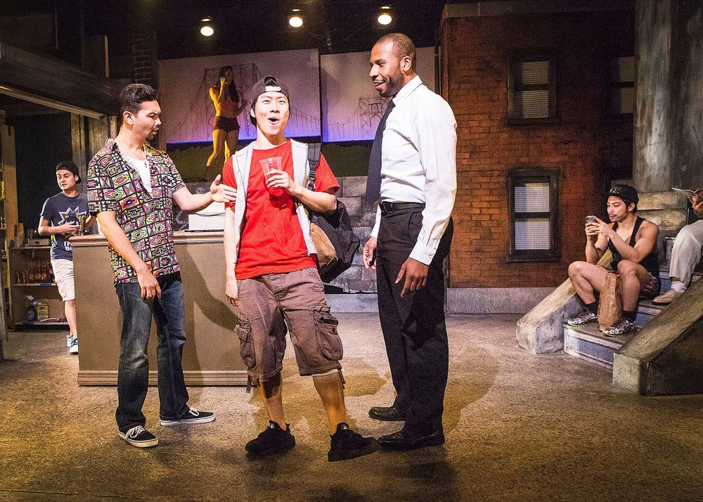 In The Heights (Benny)