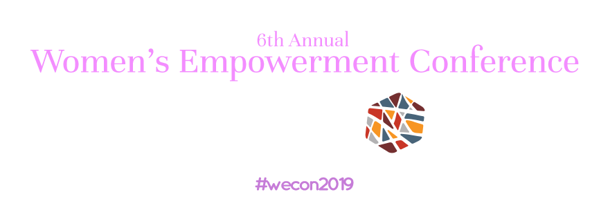 The Sixth Annual Women's Empowerment Conference. We Belong