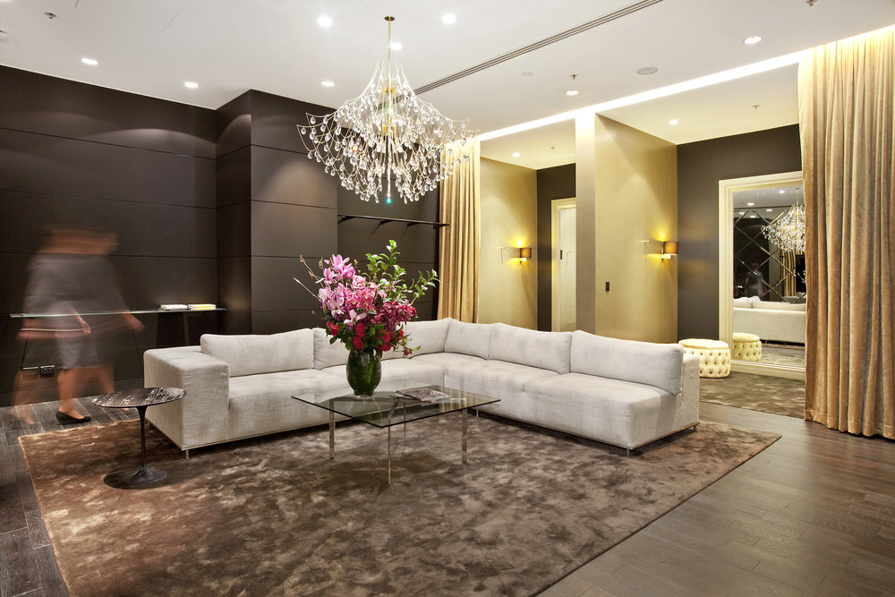 Westfield Styling Suite Sydney