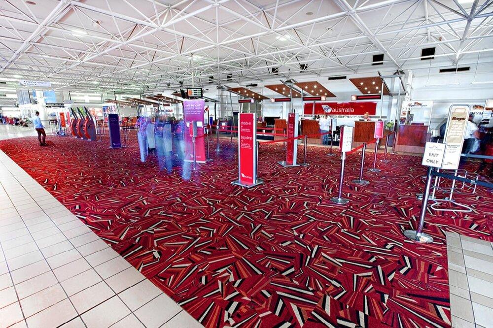 Mackay Airport - Virgin