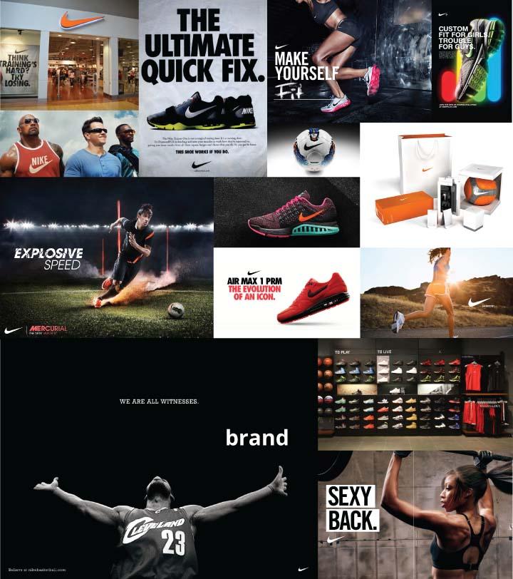 Branding da Nike