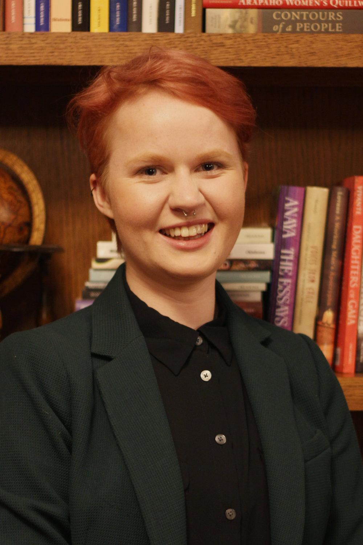 Anna Margret Sverrisdottir | annamargret97@ou.edu