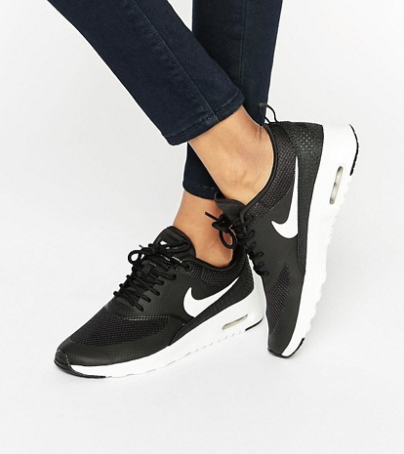 These  Nike Airs are from ASOS and on sale right now. Find them here. And  these  are really cool too.