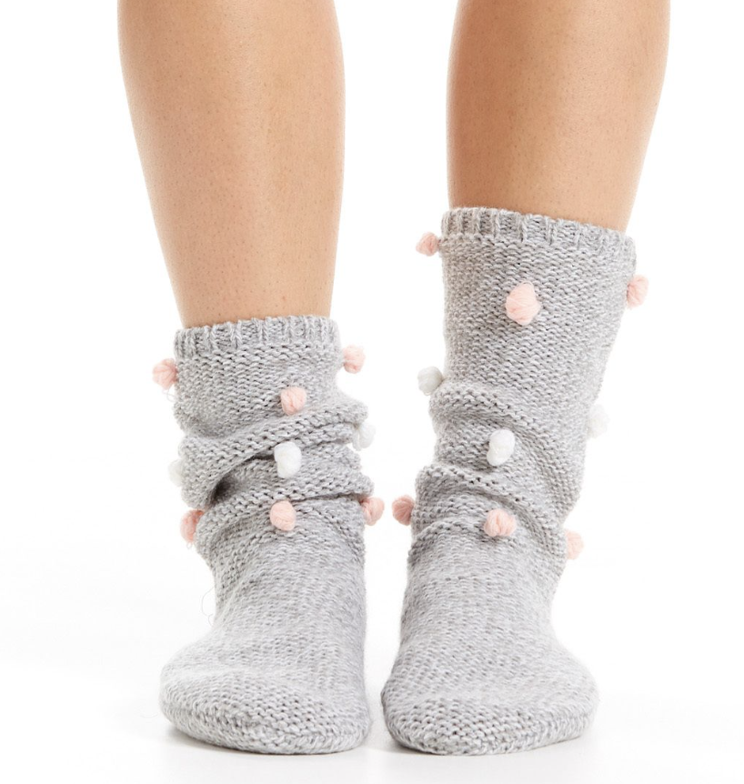 Peter Alexander home socks $28 Find these adorable socks  here.