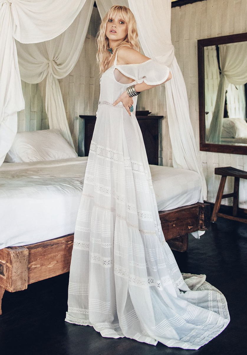 The Elizabeth Gown$715 -