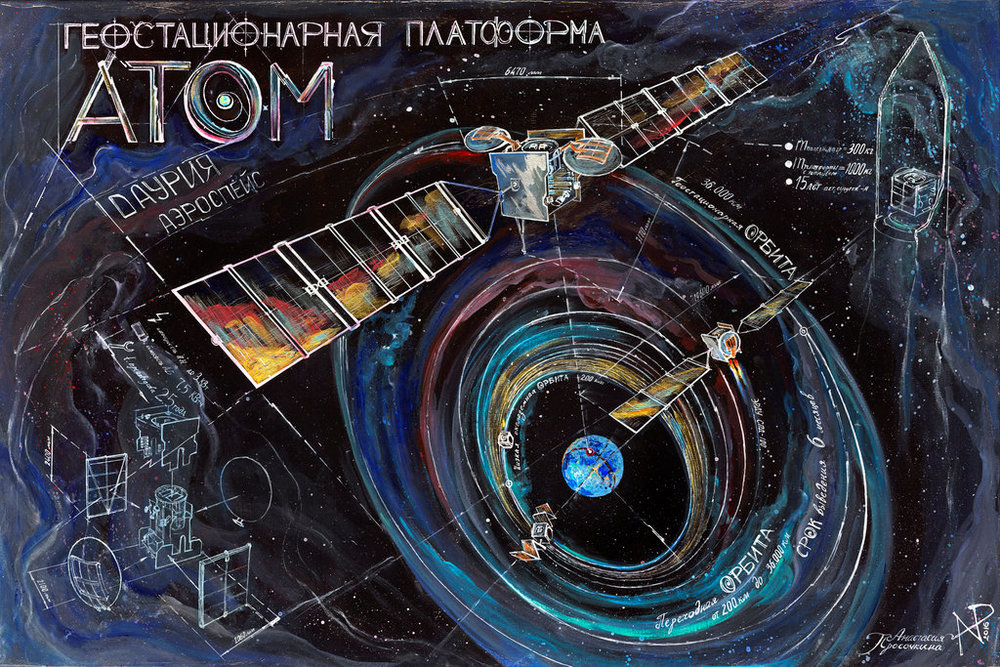 Geostationary Platform 'Atom'