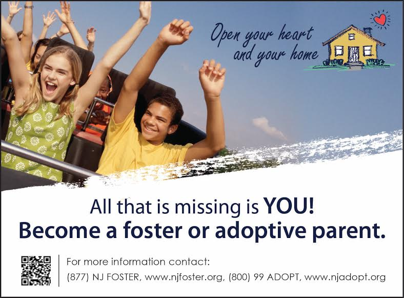 Become a foster parent!