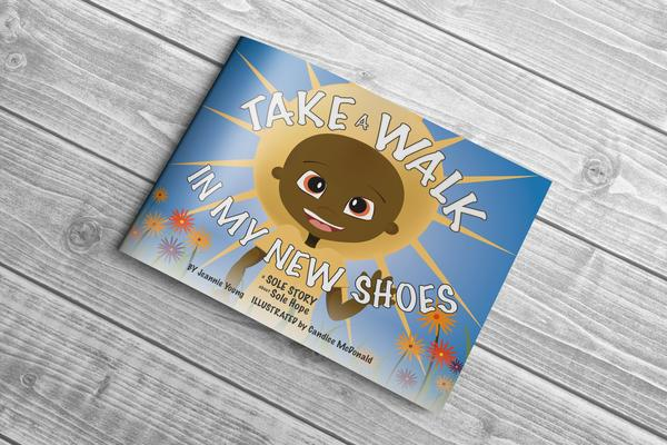 Take a Walk in My Shoes Book - Sole Hope