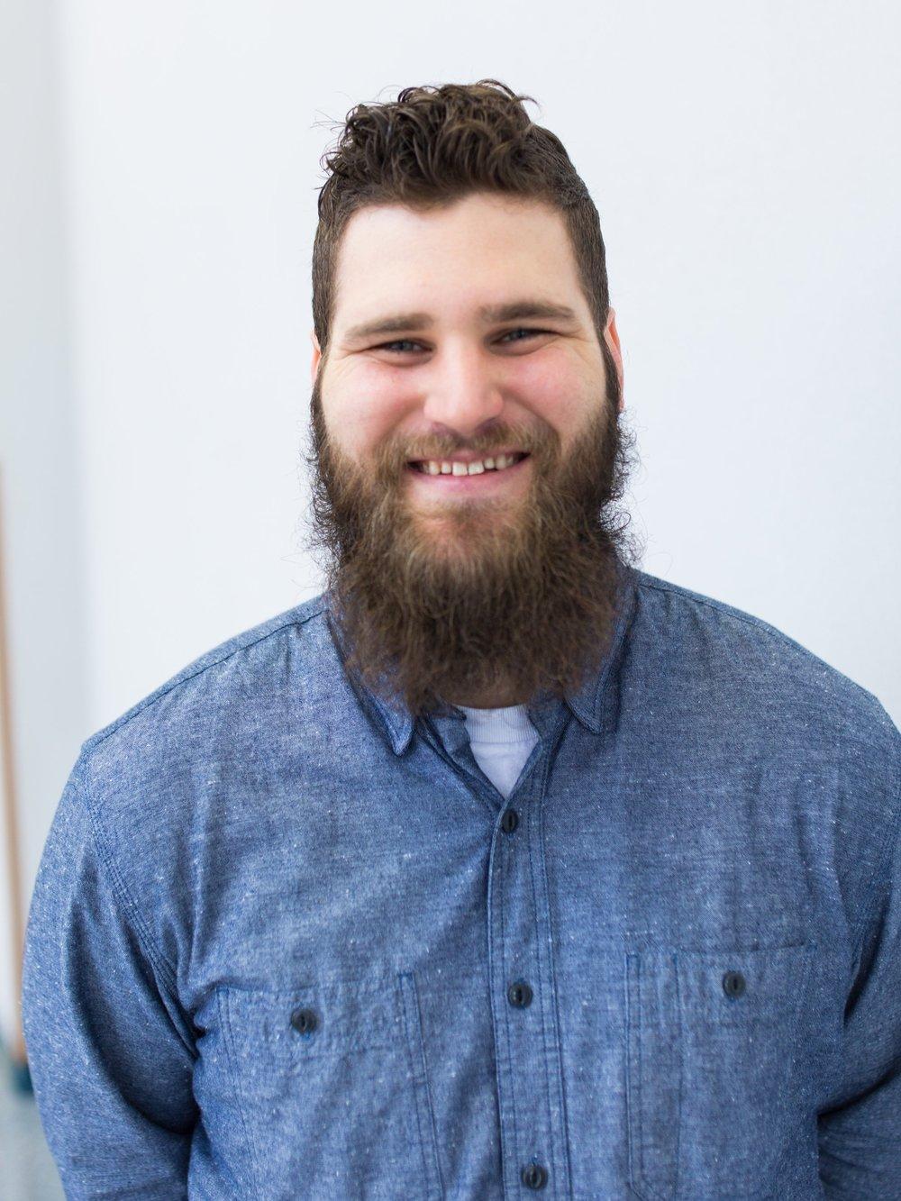 Aaron Cotton - Family Discipleship Pastor