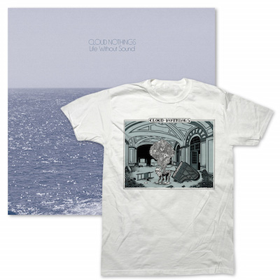 T-shirt bundles  available now via Carpark Records