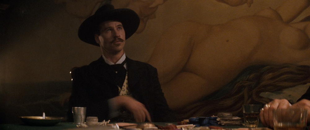 val kilmer, doc holliday, john mcclain, bad ass, film