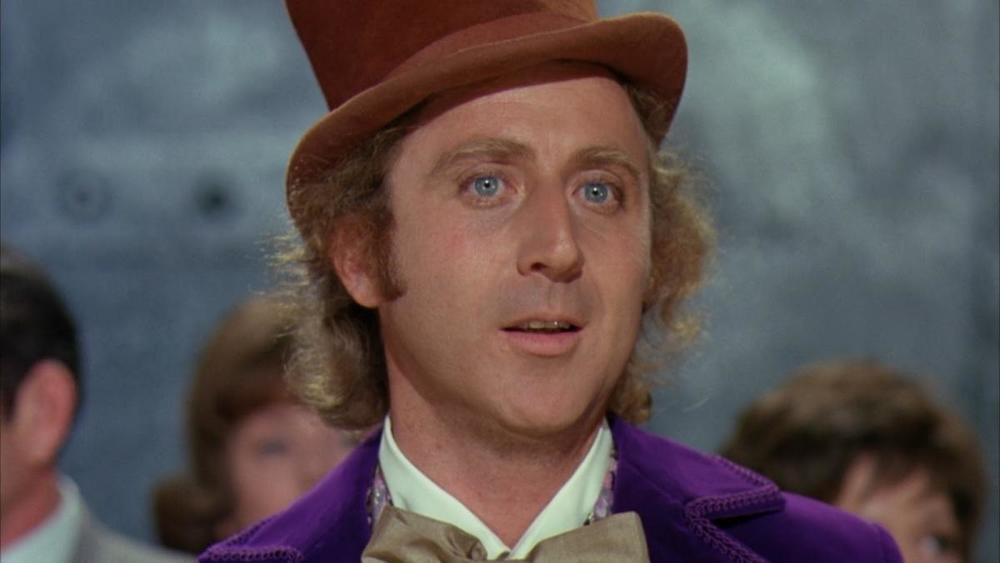 willy wonka, gene wilder, random film thoughts, walk softly