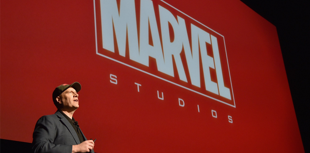 marvel, studios, dc, superhero, kevin feige, tough love, podcast, talk hard