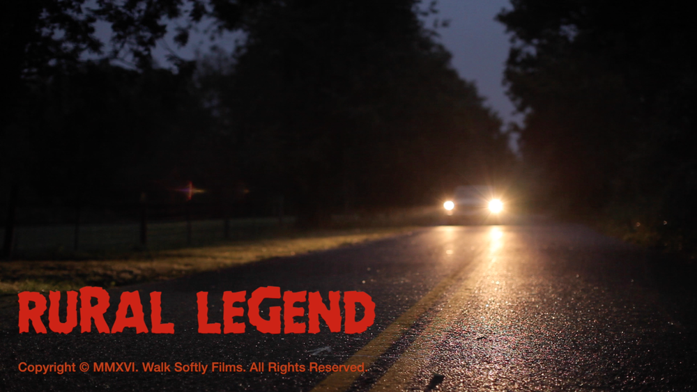 indie film, rural legend, walk softly