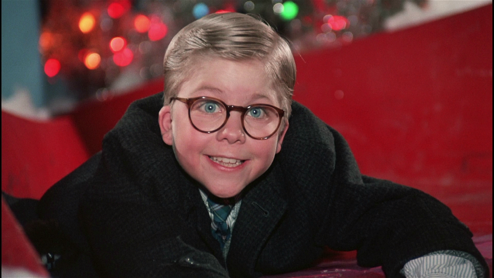 christmas story, christmas vacation, ralphie, best, worst, movies, walk softly