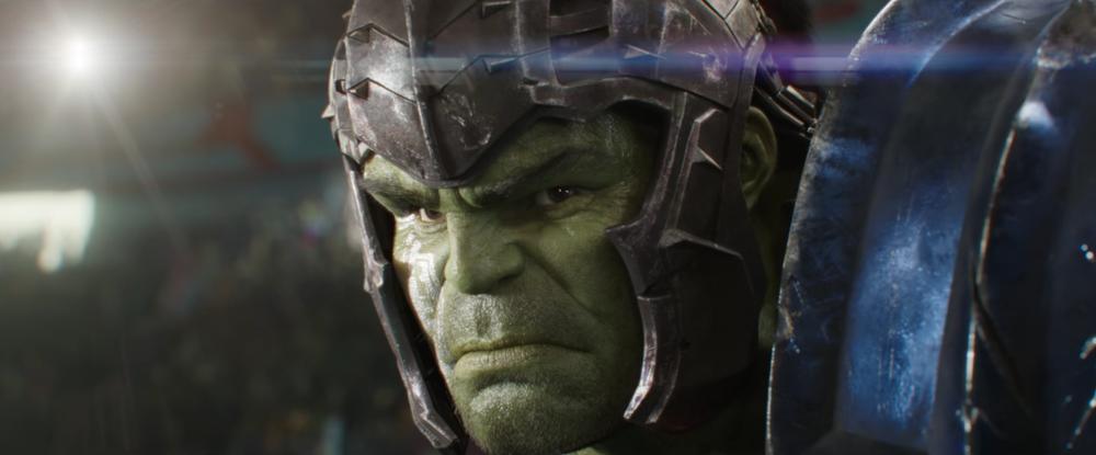 thor, hulk, ragnarok, trailer, marvel