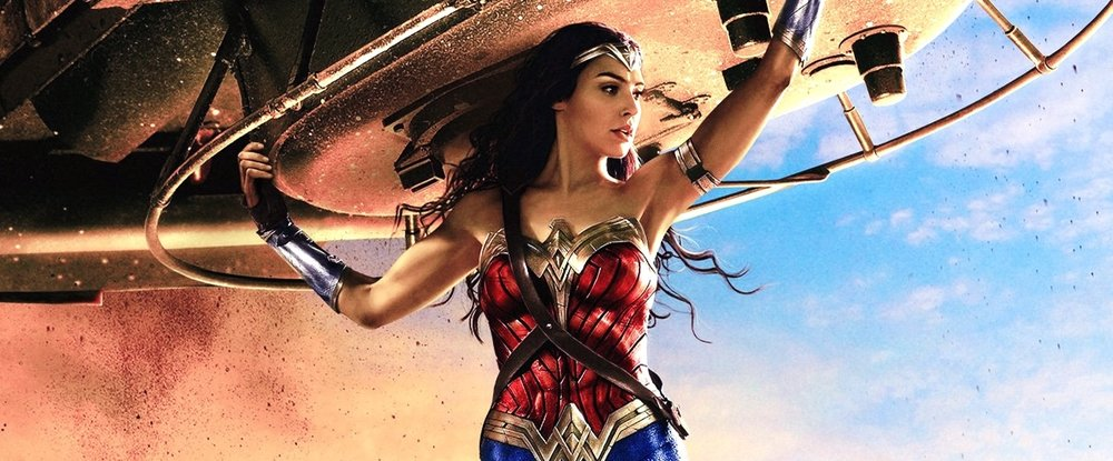 wonder woman, dc, podcast, talk hard, walk softly