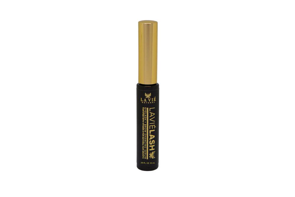 La Vie Natural Eyelash Eyebrow Growth Enhancing Serum And